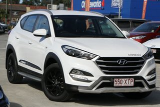 2017 Hyundai Tucson TL MY17 Active X 2WD White 6 Speed Manual Wagon