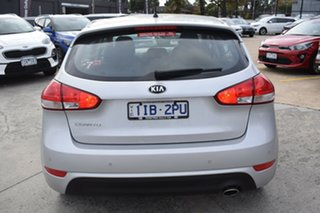2018 Kia Cerato YD MY18 S Silver 6 Speed Sports Automatic Hatchback
