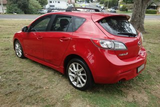2013 Mazda 3 BL10L2 MY13 SP25 Activematic Red 5 Speed Sports Automatic Hatchback.