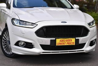 2015 Ford Mondeo MD Titanium White 6 Speed Sports Automatic Dual Clutch Wagon
