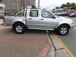 2008 Nissan Navara D22 ST-R (4x4) Silver 5 Speed Manual Dual Cab Pick-up