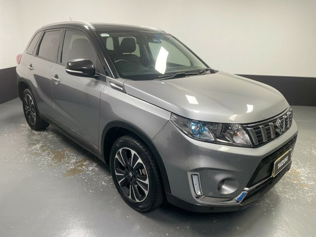 Used Suzuki Vitara LY Series II Turbo 4WD Hamilton, 2019 Suzuki Vitara LY Series II Turbo 4WD Grey 6 Speed Sports Automatic Wagon