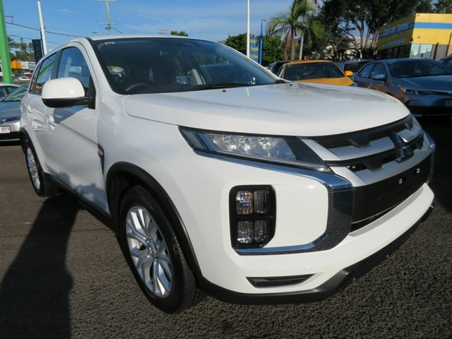 Used Mitsubishi ASX XD MY20 ES 2WD Mount Gravatt, 2019 Mitsubishi ASX XD MY20 ES 2WD White 1 Speed Constant Variable Wagon