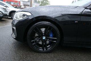 2018 BMW M140i F20 LCI MY18 Black Sapphire 8 Speed Automatic Hatchback.