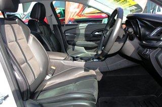 2015 Holden Commodore VF II MY16 SV6 White 6 Speed Sports Automatic Sedan