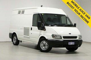 2005 Ford Transit VJ Mid (MWB) White 5 Speed Manual Van.