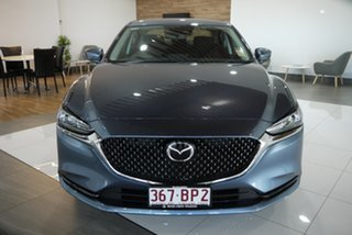 2021 Mazda 6 GL1033 Sport SKYACTIV-Drive Blue 6 Speed Sports Automatic Sedan.