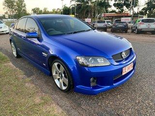 2006 Holden Commodore VE SS Blue 6 Speed Manual Sedan.