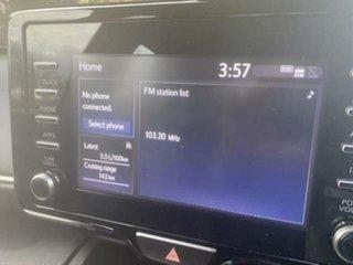 2021 Toyota Yaris Cross Yaris Cross GX 1.5L Petrol Auto CVT Hatch Crystal Pearl Hatchback