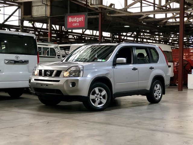 Used Nissan X-Trail T31 ST Mile End South, 2008 Nissan X-Trail T31 ST Silver 1 Speed Constant Variable Wagon