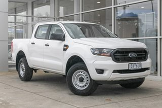 2020 Ford Ranger PX MkIII 2020.75MY XL Hi-Rider White 6 Speed Sports Automatic Double Cab Pick Up.