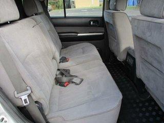 2015 Nissan Patrol Y61 GU 9 Turbo ST (4x4) Silver Automatic Wagon