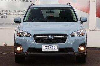 2017 Subaru XV G4X MY17 2.0i Lineartronic AWD Blue 6 Speed Constant Variable Wagon.