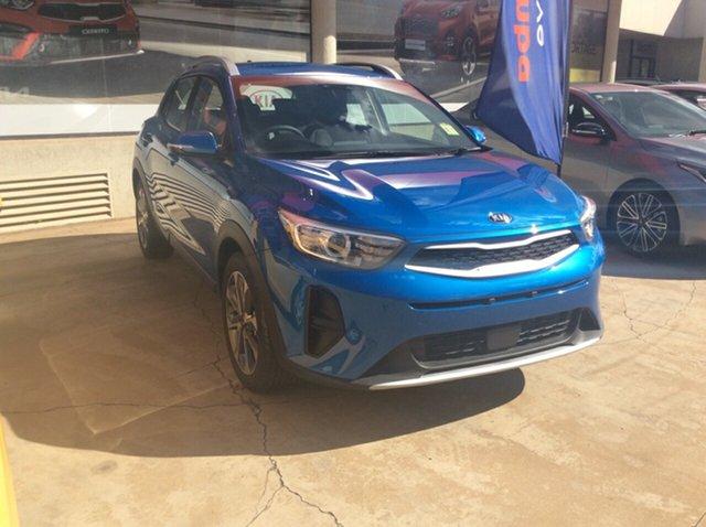 New Kia Stonic YB MY21 Sport FWD Toowoomba, 2021 Kia Stonic YB MY21 Sport FWD Sporty Blue 6 Speed Automatic Wagon