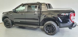 2018 Ford Ranger PX MkII 2018.00MY Wildtrak Double Cab Black 6 Speed Sports Automatic Utility