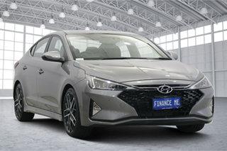 2020 Hyundai Elantra AD.2 MY20 Sport DCT Premium Fluidic Metal 7 Speed Sports Automatic Dual Clutch.