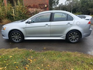 2015 Mitsubishi Lancer CJ ES Sport Silver Constant Variable Sedan