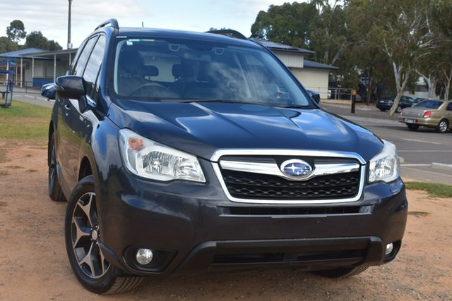Used Subaru Forester S4 MY14 2.5i-S Lineartronic AWD St Marys, 2013 Subaru Forester S4 MY14 2.5i-S Lineartronic AWD Grey 6 Speed Constant Variable Wagon