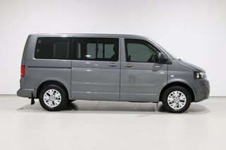 2015 Volkswagen Multivan T5 MY15 Comfortline TDI340 Grey 7 Speed Auto Direct Shift Wagon