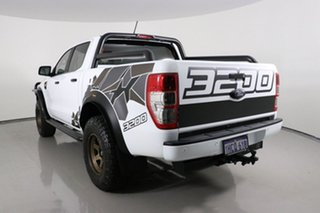 2018 Ford Ranger PX MkII MY18 XL 3.2 (4x4) White 6 Speed Manual Crew Cab Utility