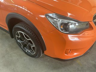 2012 Subaru XV MY13 2.0I-S Orange 6 Speed Manual Wagon.