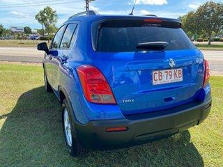 2015 Holden Trax TJ MY16 LS Blue 5 Speed Manual Wagon