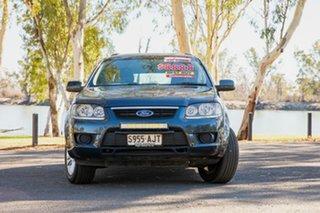 2010 Ford Territory SY MkII TX (RWD) 4 Speed Auto Seq Sportshift Wagon.