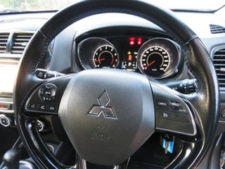 2015 Mitsubishi ASX XB MY15.5 LS 2WD Grey 6 Speed Constant Variable Wagon