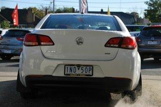 2016 Holden Commodore VF II Evoke White 6 Speed Automatic Sedan