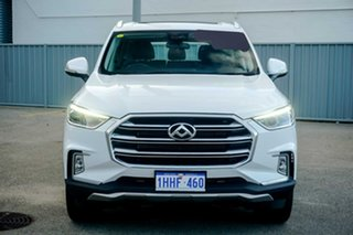 2020 LDV D90 SV9A MY19 Executive White 6 Speed Sports Automatic Wagon