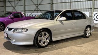 2002 Holden Commodore VX II SS 4 Speed Automatic Sedan.