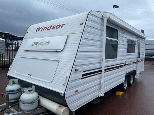 Used Windsor Genesis GC638/9S St James, 2009 Windsor Genesis GC638/9S Caravan