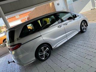 2015 Honda Odyssey VTi-L Super Platinum Constant Variable Wagon
