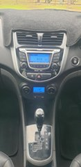 2011 Hyundai Accent RB Premium Blue Ocean 4 Speed Sports Automatic Hatchback