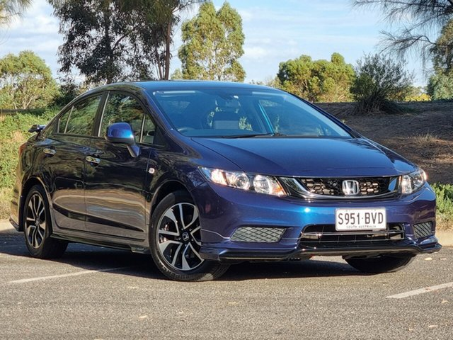 Used Honda Civic 9th Gen Ser II MY15 Limited Edition Morphett Vale, 2015 Honda Civic 9th Gen Ser II MY15 Limited Edition Morpheous 5 Speed Sports Automatic Sedan