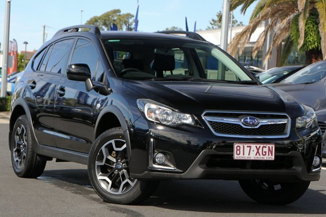Used Subaru XV G4X MY17 2.0i Lineartronic AWD Aspley, 2016 Subaru XV G4X MY17 2.0i Lineartronic AWD Black 6 Speed Constant Variable Wagon