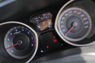 2013 Hyundai Elantra MD2 Active Creamy White 6 Speed Sports Automatic Sedan