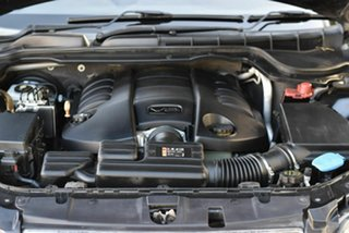 2012 Holden Commodore VE II MY12.5 SS Sportwagon Z Series Black 6 Speed Sports Automatic Wagon