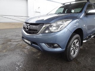 2016 Mazda BT-50 UR0YF1 XTR Blue 6 Speed Automatic Utility
