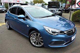 2017 Holden Astra BK MY17 RS-V Blue 6 Speed Manual Hatchback.