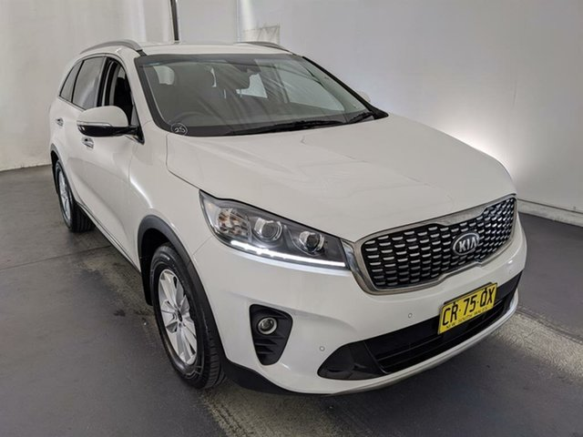 Used Kia Sorento UM MY18 Sport Maryville, 2018 Kia Sorento UM MY18 Sport White 8 Speed Sports Automatic Wagon