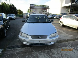 2002 Toyota Camry SXV20R (ii) CSi Silver 4 Speed Automatic Sedan.