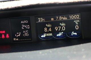 2016 Subaru XV G4X MY17 2.0i Lineartronic AWD Black 6 Speed Constant Variable Wagon