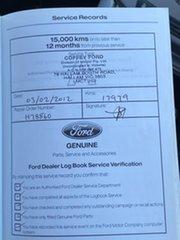 2011 Ford Territory SZ TS Seq Sport Shift Smoke 6 Speed Sports Automatic Wagon