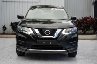 2018 Nissan X-Trail T32 Series II ST X-tronic 2WD Black 7 Speed Constant Variable Wagon.
