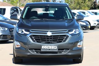 2019 Holden Equinox EQ MY18 LS+ FWD Son of a Gun Grey 6 Speed Sports Automatic Wagon
