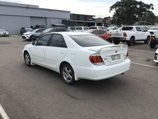 2005 Toyota Camry MCV36R Sportivo White 4 Speed Automatic Sedan