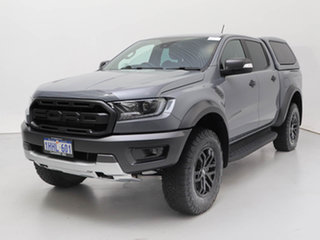 2019 Ford Ranger PX MkIII MY19.75 Raptor 2.0 (4x4) Conquer 10 Speed Automatic Double Cab Pick Up.