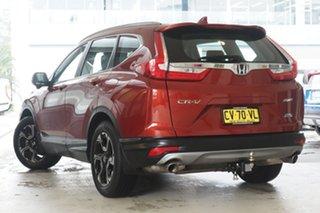 2019 Honda CR-V RW MY20 VTi-S 4WD Red 1 Speed Constant Variable Wagon.
