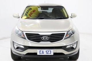 2014 Kia Sportage SL MY14 Si 2WD Silver 6 Speed Sports Automatic Wagon.